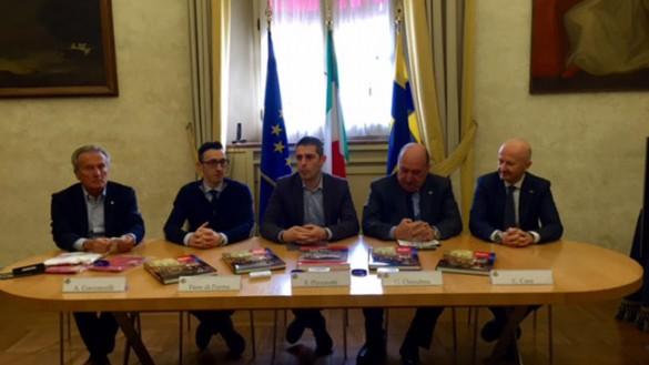 VIDEO. Per il II anno consecutivo la Mille Miglia fa tappa a Parma