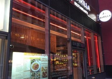NEW YORK: LA VETRINA INTERATTIVA DI BARILLA