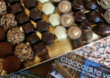 Cna: Cioccolato vero torna in piazza Garibaldi. Dal 19 al 21 febbraio