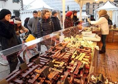 Cioccolato vero: a Parma i migliori maestri cioccolatieri