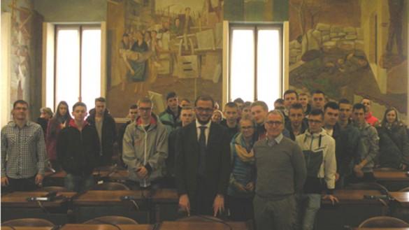 Accolti in Provincia 35 studenti polacchi per tirocini nel parmense