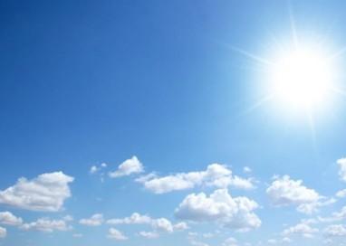 Meteo: nel weekend massime oltre i 10° gradi
