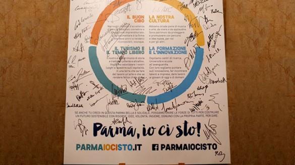 """""""Parma, io ci sto!"""": a Varano incontro con le istituzioni"""