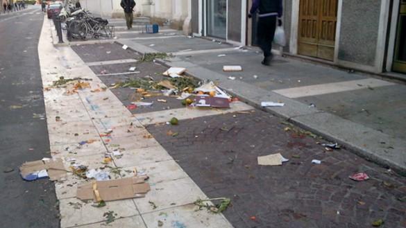 Parma città sporca? Eppure ogni spazzino ci costa 91mila euro