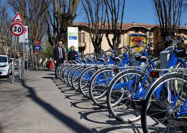 Tre nuove postazioni di Bike Sharing in città
