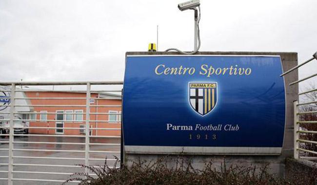 Il Centro Sportivo di Collecchio andrà all'asta il 28 aprile