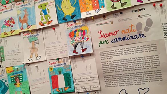 """Scuola Corridoni, campionamenti e """"alberi della vita""""…"""