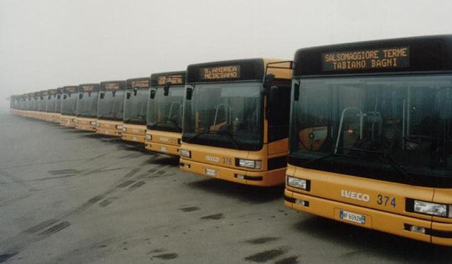 Sciopero: disagi per il trasporto, sia in autobus che in treno