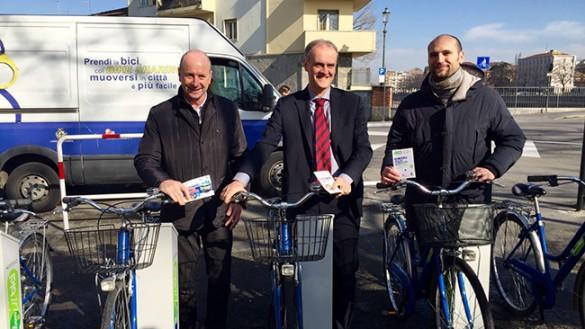 VIDEO. Bike sharing in aumento, car sharing stabile da 4 anni