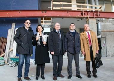 Fondazione Toscanini: entro l'estate finiranno i lavori della nuova sede