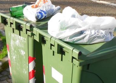 Controllo rifiuti: nessuna sanzione in centro storico