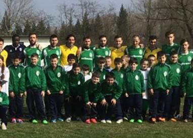 Parma in amichevole con l' Usd Varanese  fa 14 a 0