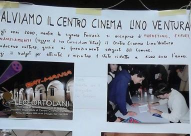 Sabato 19 marzo incontro di cittadini in difesa del Centro Cinema Lino Ventura