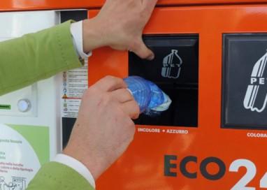 Eco-compattatori: 2 anni di sperimentazione per 36mila euro