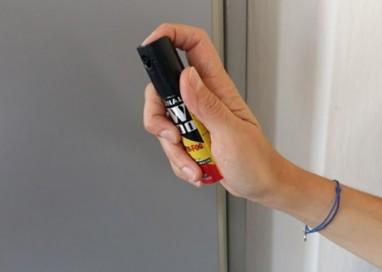 Fontevivo: per l'8 marzo, spray anti aggressione