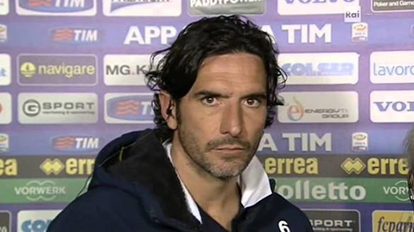 "Lucarelli: ""Resterò un altro anno. Ho ancora entusiasmo"""