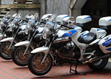Il Comune mette in vendita le Moto Guzzi