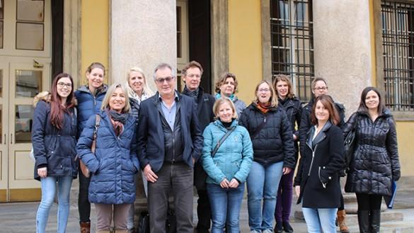 """La Svizzera a Parma: """"Serve più collaborazione con i teatri"""""""
