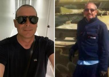 Il dolore delle famiglie di Piano e Failla, uccisi in Libia