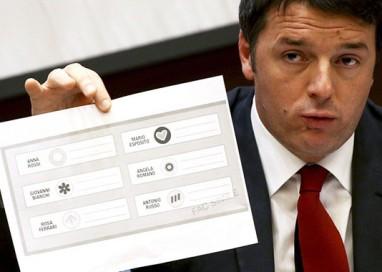 SALVI E CHIERICI ALLA CORALE PER DIRE NO ALL'ITALICUM DI RENZI