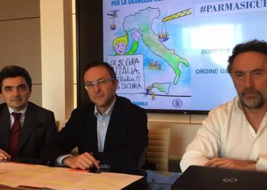#PARMASICURA: MAPPATURA RISCHIO ALLUVIONI