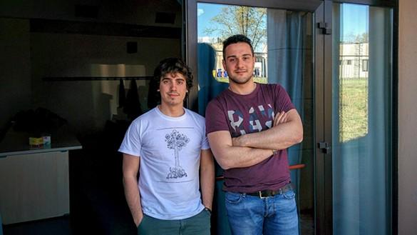 """ParmaYoung. Fabiano e Melioli: """"L'app Prometheus ci salverà dalla dipendenza"""""""