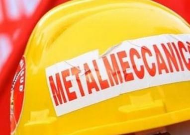 Sciopero unitario dei lavoratori metalmeccanici