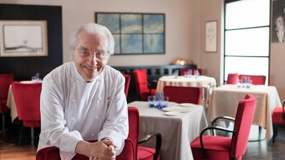 Parola di chef. A tu per tu con Gualtiero Marchesi