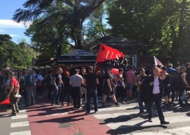 """Corteo antifascista: """"ennesima provocazione l'arrivo di Iannone"""""""