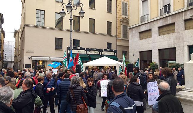 """Sindacati in mobilitazione per """"Cambiare le pensioni"""""""
