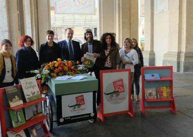"""""""La Sajetta"""" porterà i libri della biblioteca nei parchi"""