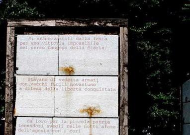 25mila euro per il Monumento alle Barricate