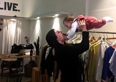 """""""Olive"""": uno spazio a misura di donna…e di mamma"""