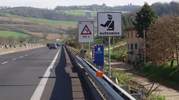 Nuovo autovelox fisso su via Langhirano e nuove postazioni mobili