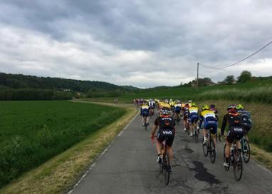 """""""Tölasùdölsa"""": pedalando tra le colline parmensi"""