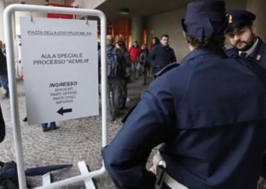 Aemilia, il Comune chiede risarcimento di 1 milione di euro