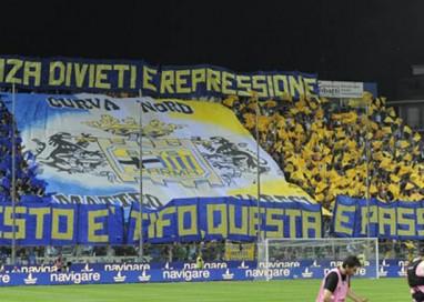 Il Parma vince anche a Ravenna 2 a 4 sotto la pioggia