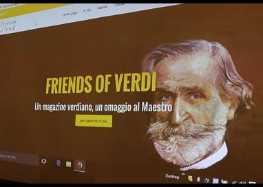 Friends of Verdi. Un nuovo sito per celebrare il Maestro