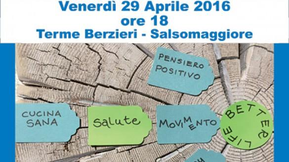 Il 29 un workshop gratuito per rivoluzionare lo stile di vita