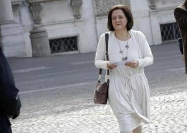 La Mussini presenta un'interrogazione parlamentare