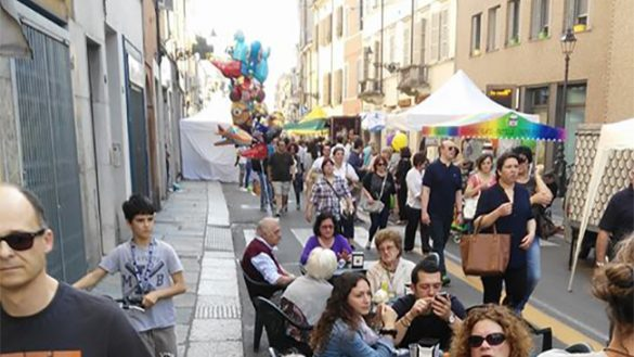 La Festa del Vino in via Bixio