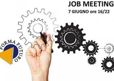 IL 7 GIUGNO JOB MEETING A FORMA FUTURO