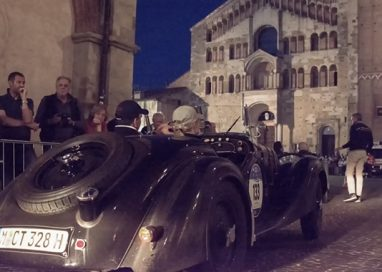 La Mille Miglia passerà ancora da Parma