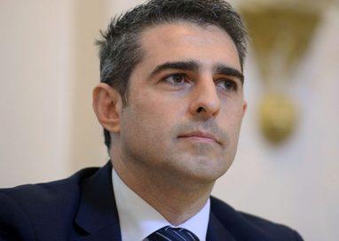 Delegazione di Sofia incontra Pizzarotti e Benassi in Municipio