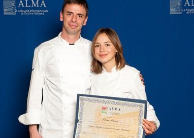 Alma diploma 80 nuovi chef: una è di Parma