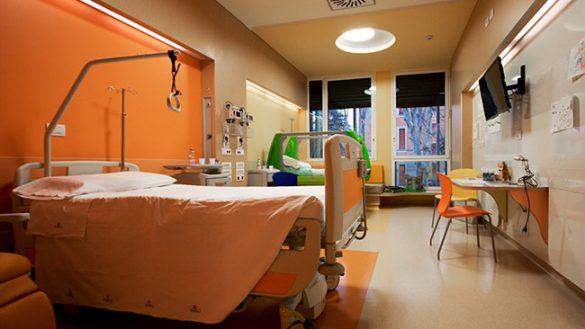L'ospedale dei Bambini di Parma a Exposanità