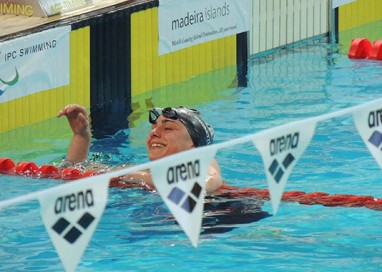 Record e argento per Giulia Ghiretti agli europei