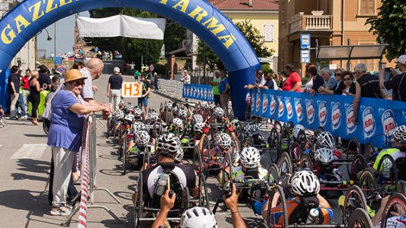 Il 15 maggio la decima edizione della Handbike Marathon