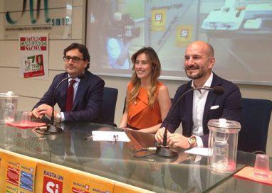 """La Boschi a Parma: """"Vogliamo cambiare il nostro Paese, insieme"""""""