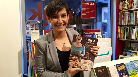 Erica Liverani da Masterchef a Parma